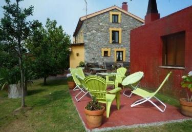 Casa El Perlindango - Villademar, Asturias