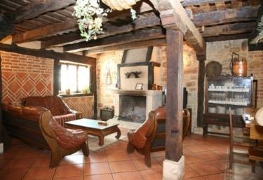 Casa Ico I - Santibañez De Ecla, Palencia