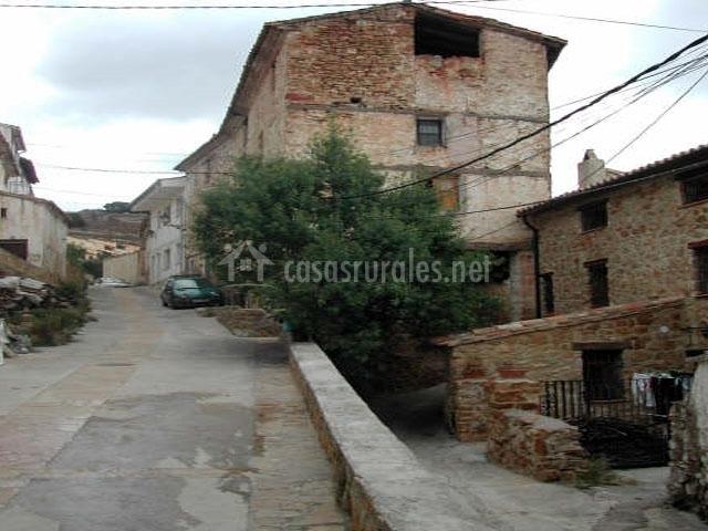 Mas la mateba casas rurales en cortes de arenoso castell n - Casa rural puebla de arenoso ...