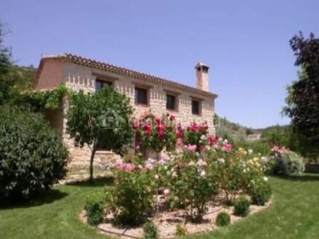 Casa De Las Hazas En Poyatos Cuenca