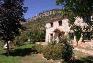 Casa de Las Hazas - Poyatos, Cuenca