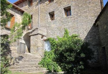 Casa Pardinilla. Apartamento Dúplex - Coscojuela De Sobrarbe, Huesca