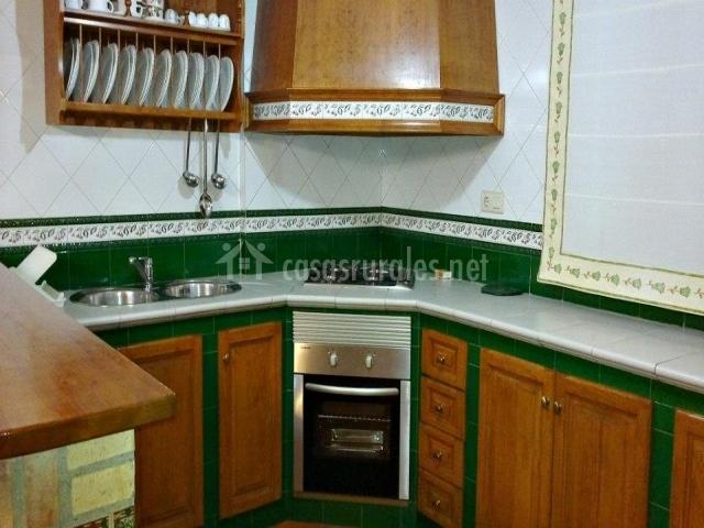 Cortijo el serbal en velez blanco almer a for Cocinas baratas en almeria