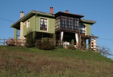 Casa Jesús - Sorribas (Sevares), Asturias