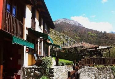 Casas rurales La Riba - Sames, Asturias