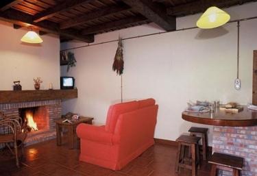 Casas rurales con chimenea en sames for Casa rural con chimenea asturias
