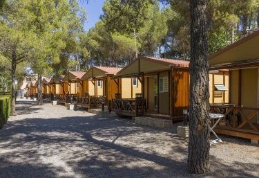 Cabañas Altomira - Navajas, Castellón