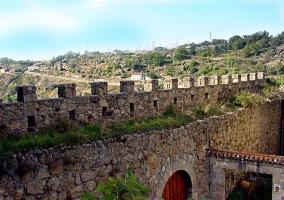 Murallas árabes de Béjar