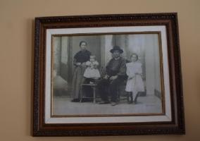 Detalle de la familia