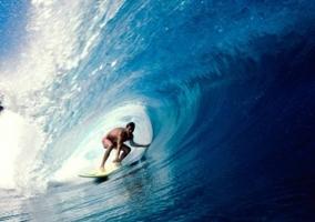 Actividades en el mar, Surf