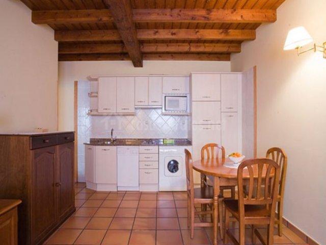 Las Acacias y su cocina