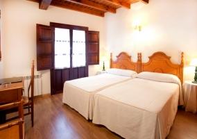 Acacias dormitorio doble