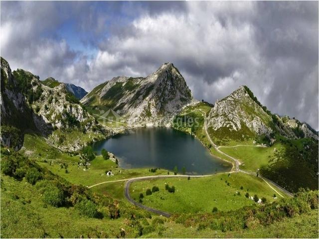 Casa marian casas rurales en cangas de onis asturias - Casa rural en cangas de onis ...