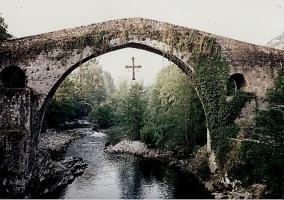 Cruz de la Victoria-Cangas de Onís