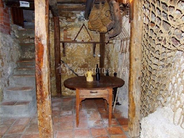 Casa rural la herrer a en canalejas de pe afiel valladolid for Baneras antiguas baratas