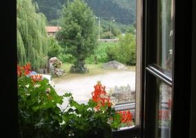 ventana habitación
