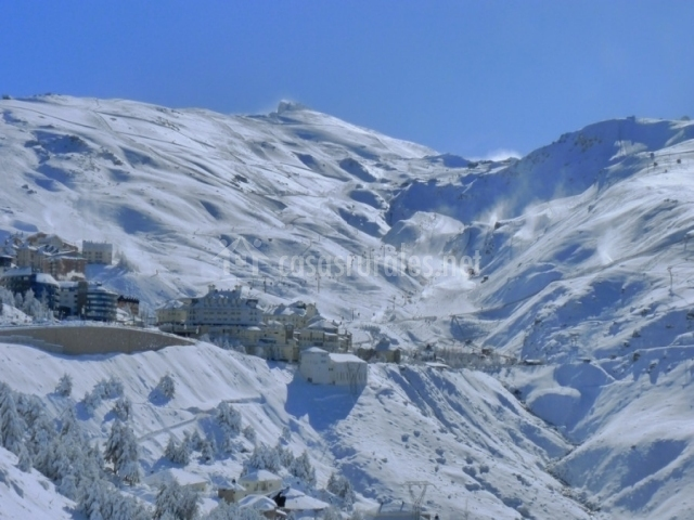 Matrimonio Simbolico Sierra Nevada : Casa grande el molino de franchi en niguelas granada