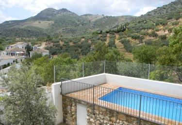 Sierra Alcaide - Zagrilla Alta, Cordoba