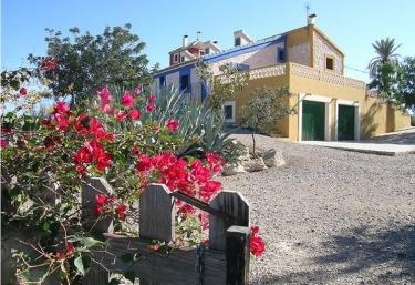 Caserío de las Palmeras - Casa azul - Ojos, Murcia