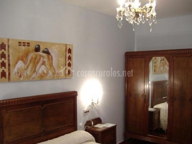 Casa rural la pe ata en almonacid del marquesado cuenca - Colchas dormitorio matrimonio ...