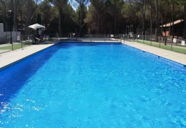 Cabañas del Camping Orgiva - Orgiva, Granada