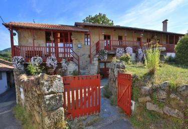 A Casa da Eira - Cerreda, Orense