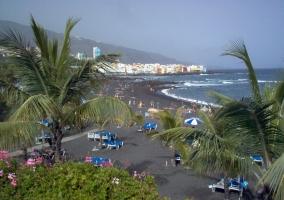 Playas de Puerto de la Cruz