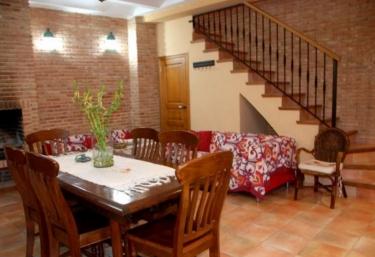 Casa El Rincón de Yátova - Yatova, Valencia