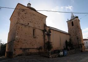 La Iglesia de Herrera de Alcántara