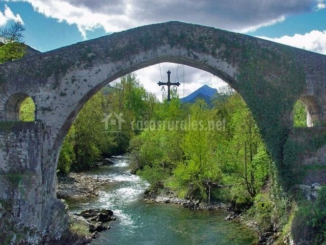 Casa aurora en cangas de onis asturias - Casa rural en cangas de onis ...
