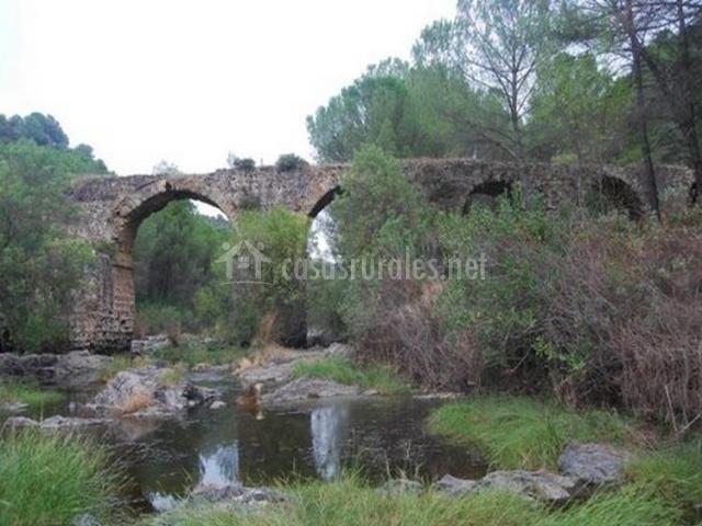 Puente Romano Matrimonio : Casa rural las tinajas en obejo córdoba