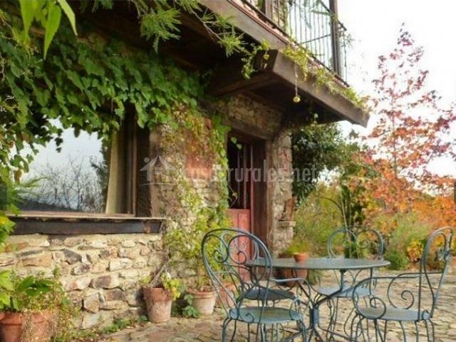 Casa albar jardines del robledo en finca san miguel de asperones salamanca - Jardines del robledo ...
