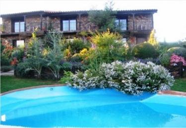 Casa Albar - Jardines del Robledo - Finca San Miguel De Asperones, Salamanca
