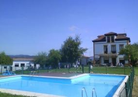 La Casona de Mariñas y Casa de Oviedo