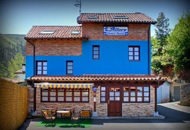 Hotel L´Alloru - Nueva (Llanes), Asturias