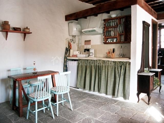 El olivar apartamentos rurales en santa lucia de - Cocina gran canaria ...