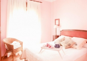 Dormitorio doble matrimonial