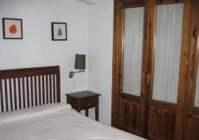 Dormitorio amplio y lujoso