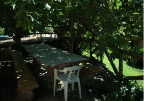 Muebles de jardin