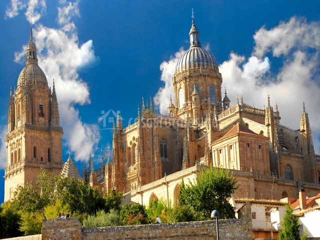 Catedral en Salamanca