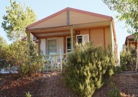 Fachada bungalow