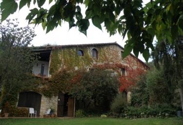 Can Solanas - Serinya, Girona
