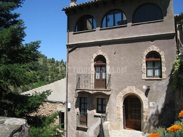 Cal vidal en mura barcelona - Casa rural mura ...