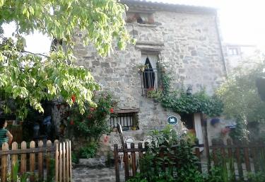 La casa del valle encantado - Poyales, La Rioja