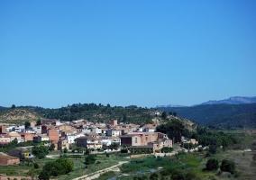 Vista de Caseres/Caseras
