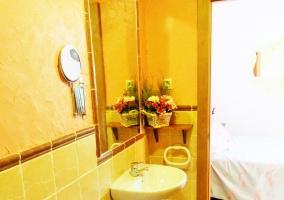 baño habitación matrimonio
