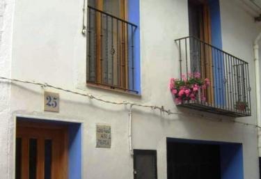 Casa Rural Alto de Palancia - Sot De Ferrer, Castellón