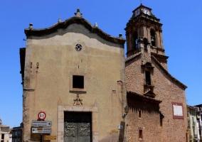 Iglesia de San Bartolomé en Torre de Embesora