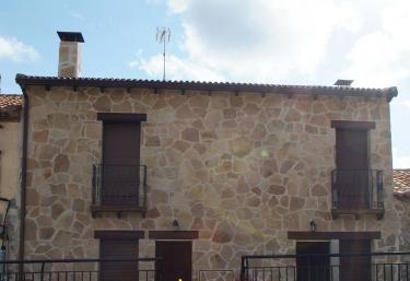 El Caño del Santo - Cardeñosa, Ávila