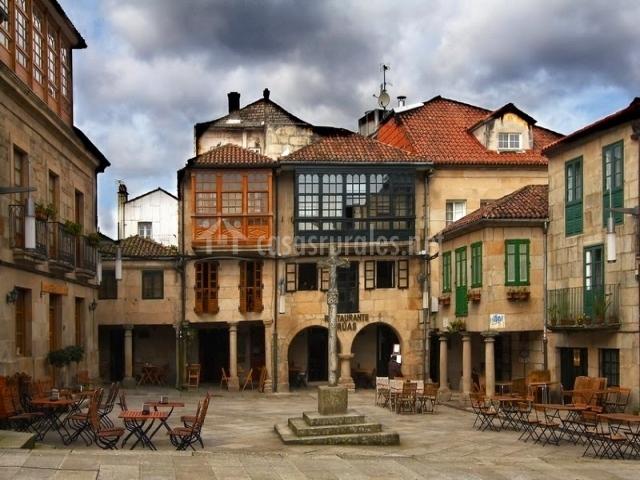 Apartamentos ababides apartamentos rurales en baiona pontevedra - Segunda mano casas pontevedra ...